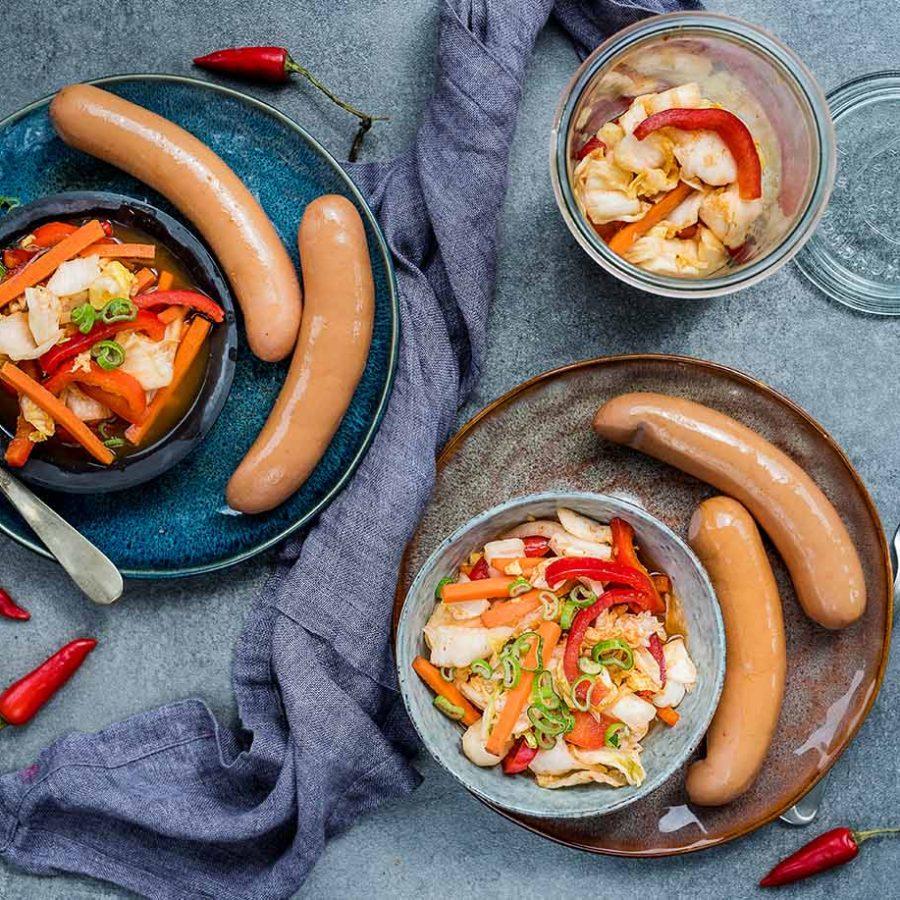 ricetta servelade n38 kimchi